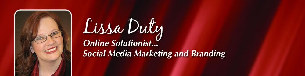 Lissa Duty - Online Solutionist